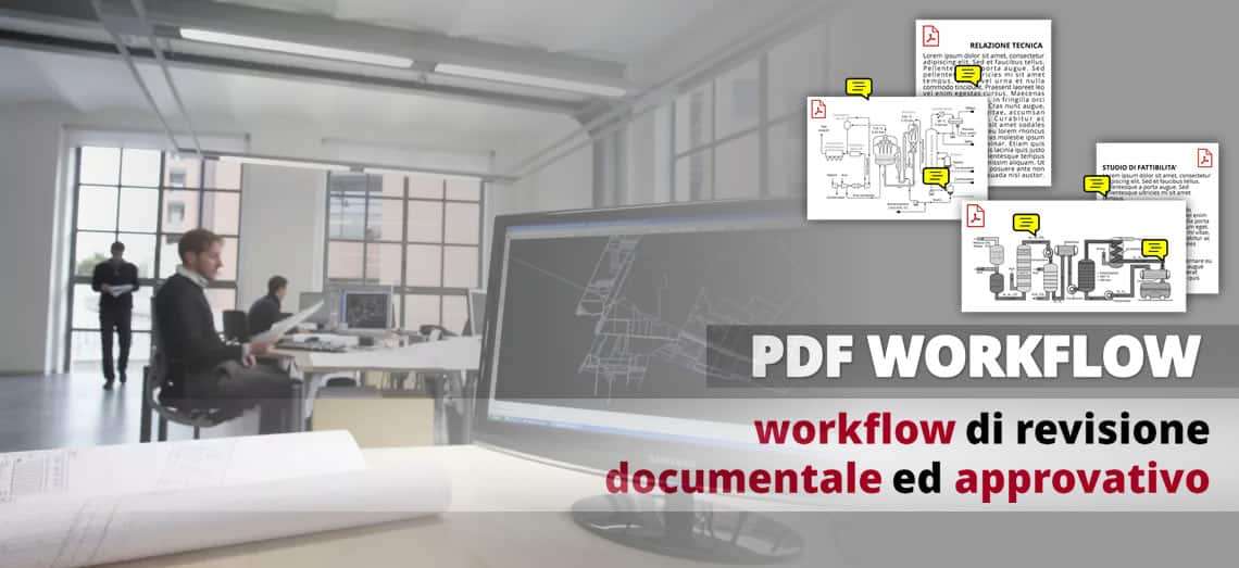 Software Workflow di revisione documentale ed approvativo - PDF WORKFLOW