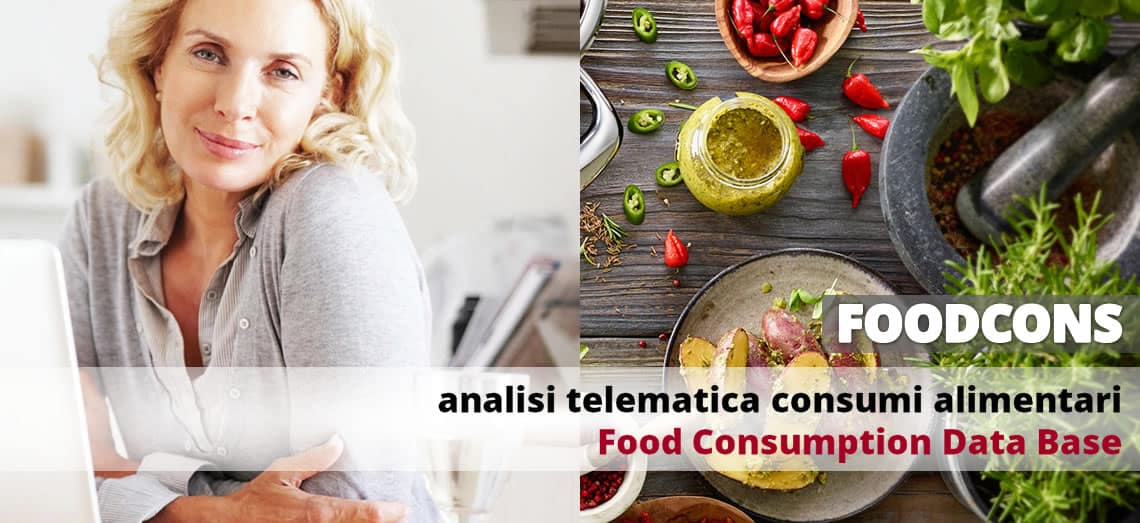 Analisi telematica consumi alimentari - FoodCons - Food Consumption Data Base